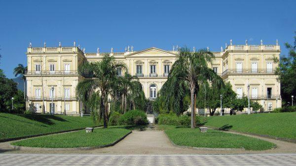 Museu Nacional Rio de Janeiro
