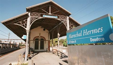 Tour Histórico Marechal Hermes