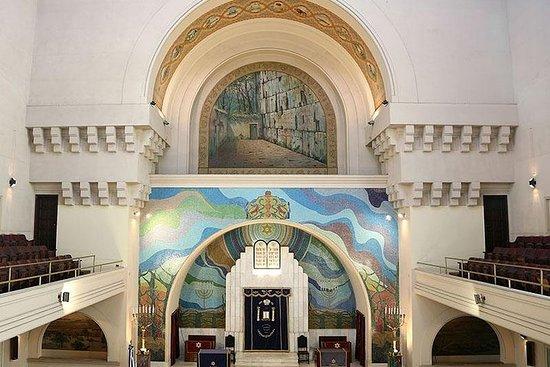 Grande templo israelita