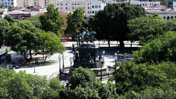 Tour Praça Tiradentes