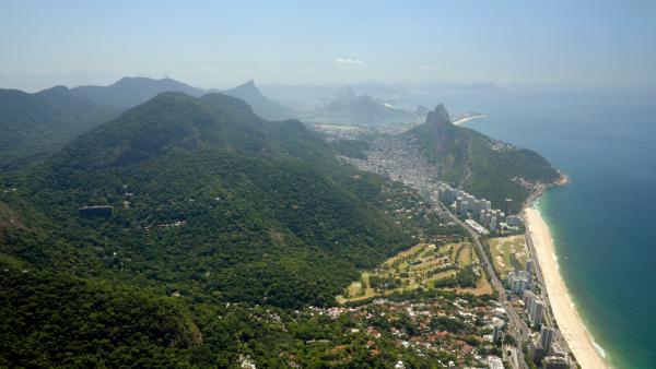 Pedra da Gávea Sou Mais Carioca