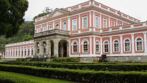 Tour Virtual Museu Imperial Petropolis Sou Mais Carioca