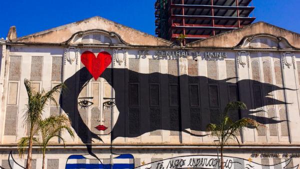 Tour Virtual Mulheres do Grafite Sou Mais Carioca