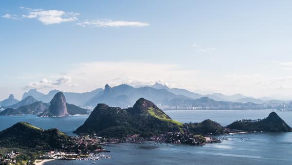 Tour Virtual Baía de Guanabara Sou Mais Carioca