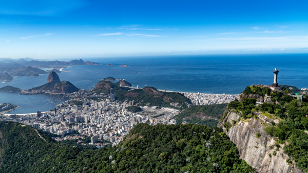 Tour Virtual Cristo Redentor Sou Mais Carioca