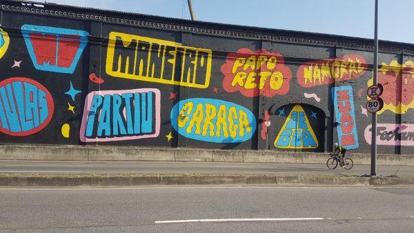 Tour Virtual Rua Walls Sou Mais Carioca
