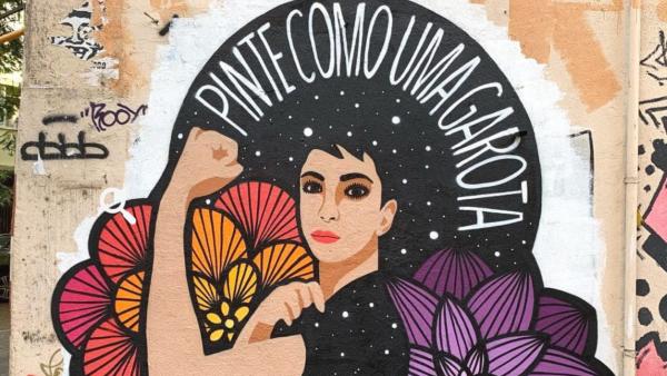 Tour Delas_Mulheres do Grafite