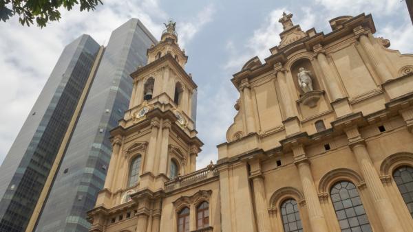 Tour VIrtual Igrejas do Rio parte 1