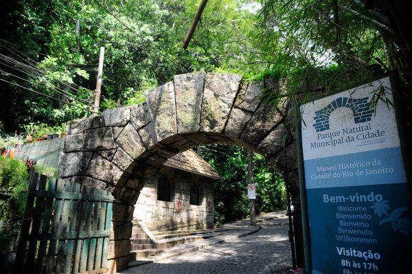 Parque da Cidade na Gávea